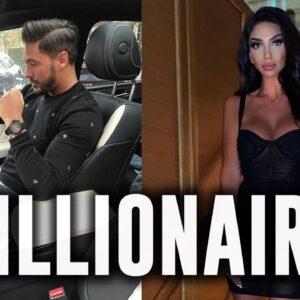 Luxury Life Billionaire Lifestyle Motivation & Law Of Attraction Visualization