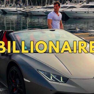 Billionaire Lifestyle | Life Of Billionaires & Billionaire Lifestyle Entrepreneur Motivation #18