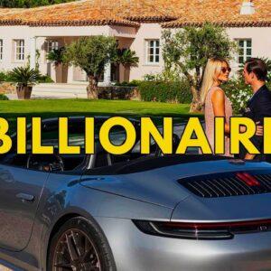 Billionaire Lifestyle | Life Of Billionaires & Billionaire Lifestyle Entrepreneur Motivation #25