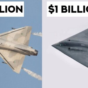 $1 Million Dollar Fighter Jets VS. $1 Billion