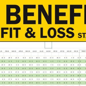 10 Benefits of Profit and Loss Statement for Your Business