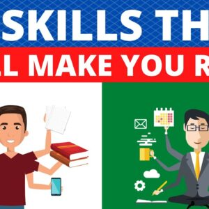 10 Skills That Will Make You Rich in 2021