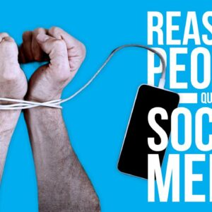 15 Reasons Why People Are GIVING UP On Social Media