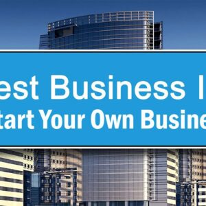20 Best Business Ideas to Start Your Own Business