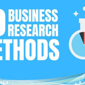 20 Business Research Methods to Write a Business Plan for Beginners