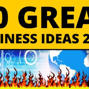 20 Great Business Ideas in 2021 | New Business Ideas 2021
