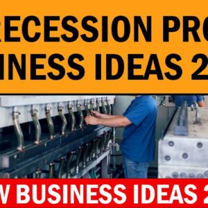 40 Recession Proof Business Ideas in 2021 | New Business Ideas 2021