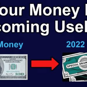 A Great Exchange Of Money Is Occurring & Its Consequences Are Terrifying