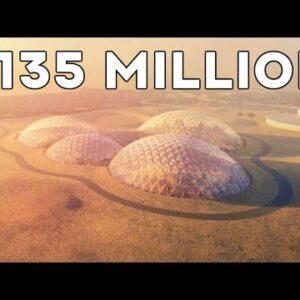 A Look Inside Dubai's Martian City In The Desert
