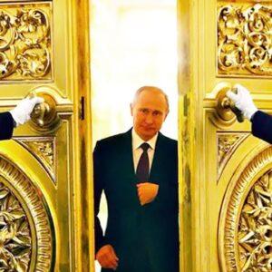 A Look Inside Russia's Kremlin
