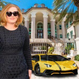 Adele's Lifestyle 2021