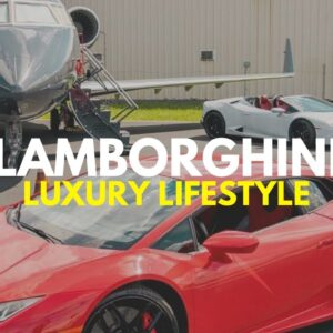 Lamborghini. 💸 The Luxurious Lamborghini Lifestyle Motivation
