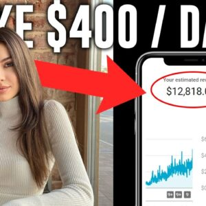 Earn $400 Daily From Your Phone With This NEW APP | Make Money Online 2021