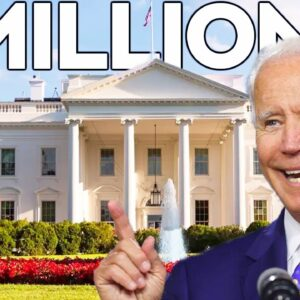 Biden Is Spending MILLIONS Changing The White House