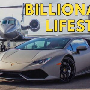 Billionaire Lifestyle | Life Of Billionaires & Rich Lifestyle | Motivation #5