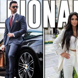 Billionaire Luxury Lifestyle Motivation | 2021 Visualization
