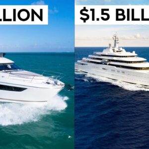 Billionaires VS Millionaires: What Do They Spend In A Day