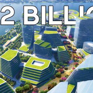 China Is Building A $1.2 Billion Futuristic City