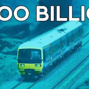 China's $200 Billion Underwater Train To The US