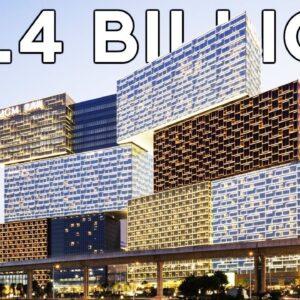 China's $3.4 Billion Dollar Shipping Container Casino