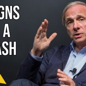 Dalio: 6 Signs Of A Market Crash On Its Way