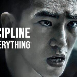 DISCIPLINE IS EVERYTHING - Powerful Motivational Speech