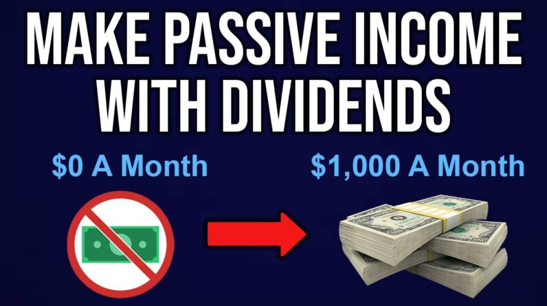 Dividend Stocks For Beginners 2021 | Step by Step Guide