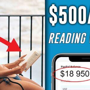 Earn $500 By READING WORDS *WORLDWIDE* (Make Money Online 2021)