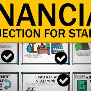 Financial Projections for Your STARTUP