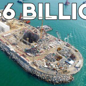 Hong Kong Built A $6 Billion Underwater Tunnel