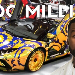 How 50 Cent Spends His Millions
