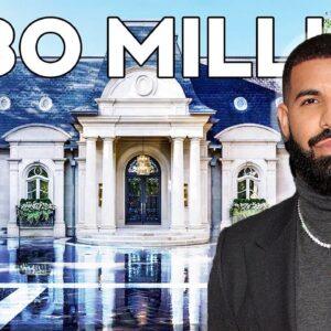 How Drake Spent $180 Million