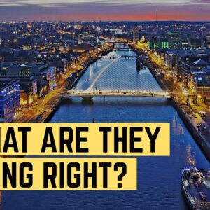 How Ireland Became 2020's Fastest Growing Economy