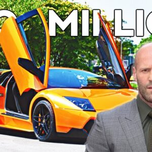 How Jason Statham Spends His Millions