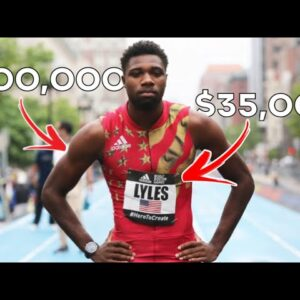 How Much Does It Cost To Be An Olympian
