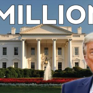 How Much Does It Cost To Live In The White House?
