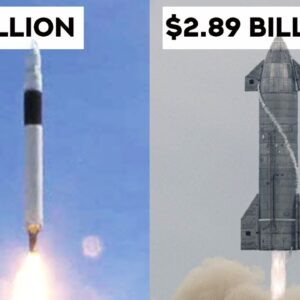 How Much Money Elon Musk Spends On SpaceX Technology