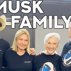 How Rich Is Elon Musk's Family?
