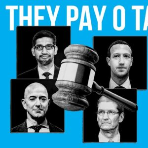 How Tech Companies Made Billions And Paid 0 Taxes