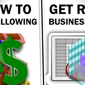 How to Get Rich - Business Plan to Get Rich