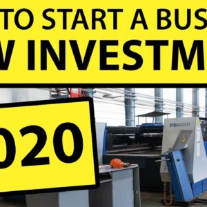 How to Start a Business with Low Investment in 2020