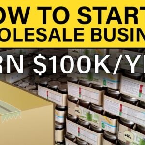 How to Start a Wholesale Business in 2021