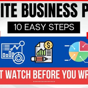 How to Write a Business Plan Step by Step in 2021