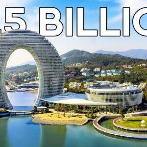 Inside China's $1.5 Billion Dollar Resort