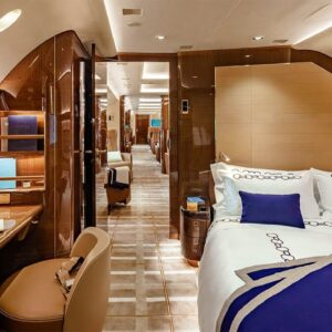 Inside The $200 Million Airbus ACJ320 Neo Business Jet