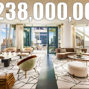 Inside The Most Expensive Apartment in The United States