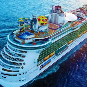 Inside The Most Expensive Cruise Ship in The World