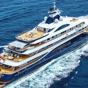 Inside The Most Expensive Yacht in The World