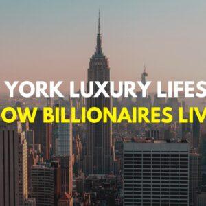 Billionaire Lifestyle in New York 💸 [Luxury Lifestyle Motivation]