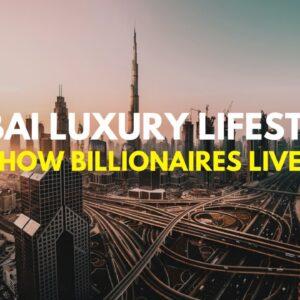 Billionaire Lifestyle in Dubai  💸 [The Richest City in the World]